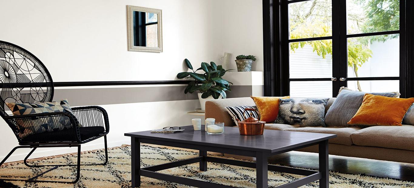 20 inspirational modern living room ideas 20   Dulux