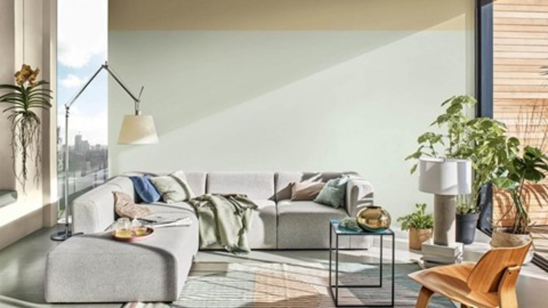 5 Grey And Green Living Room Ideas Dulux, Sage Living Room Ideas
