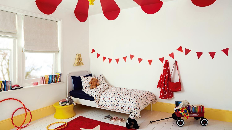Kids Room Children S Bedroom Paint Ideas Dulux