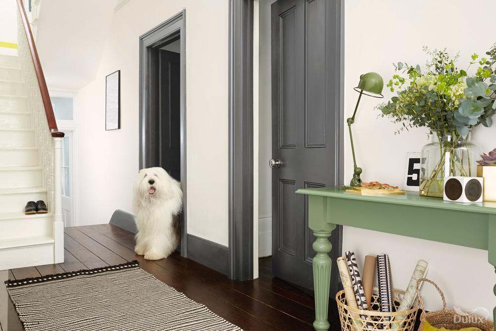 Hallway Colour Ideas Dulux