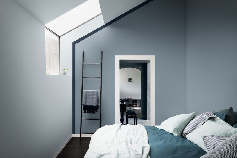 Shades Of Blue For Calming Rooms Ideas Dulux