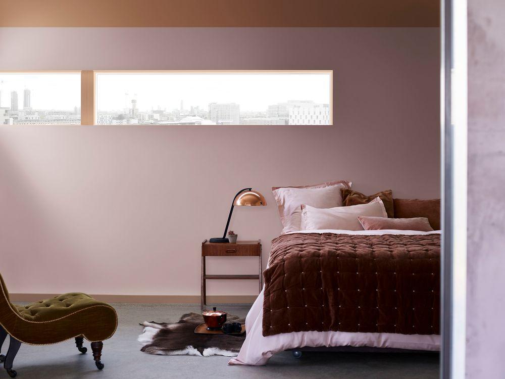 Pink Bedroom Ideas Ideas Dulux