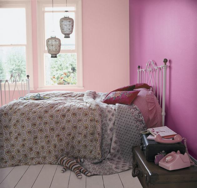 Pink Bedroom Ideas Ideas Dulux