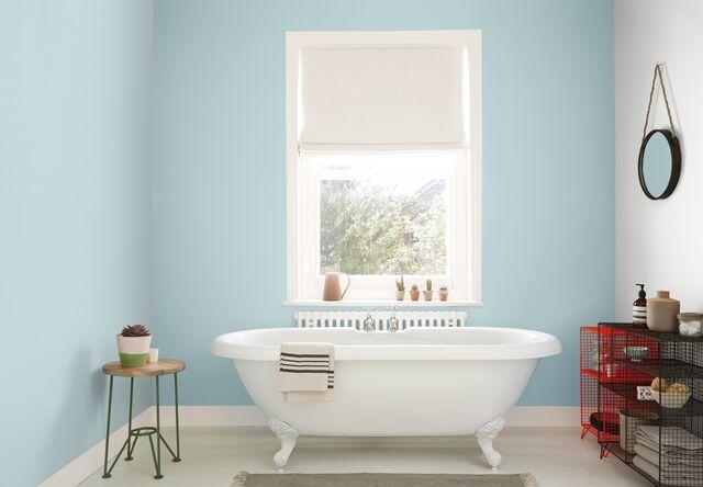 7 Colourful Bathroom Paint Ideas | Dulux