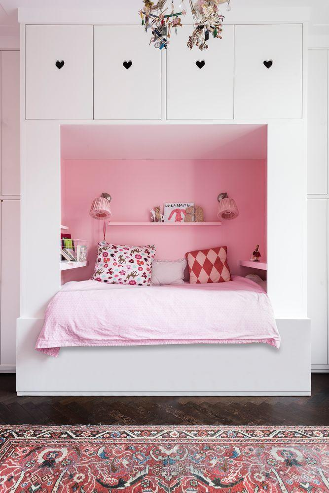 4 Girls Bedroom Ideas Colours Dulux