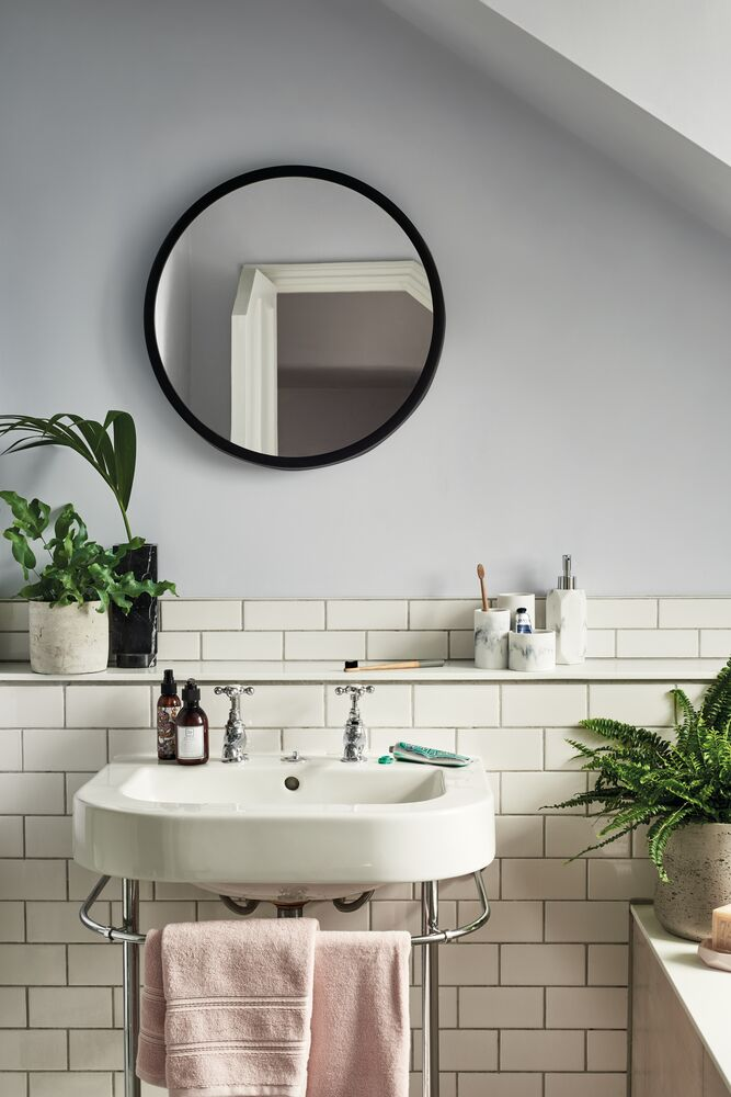 Grey Bathroom Ideas Ideas Dulux