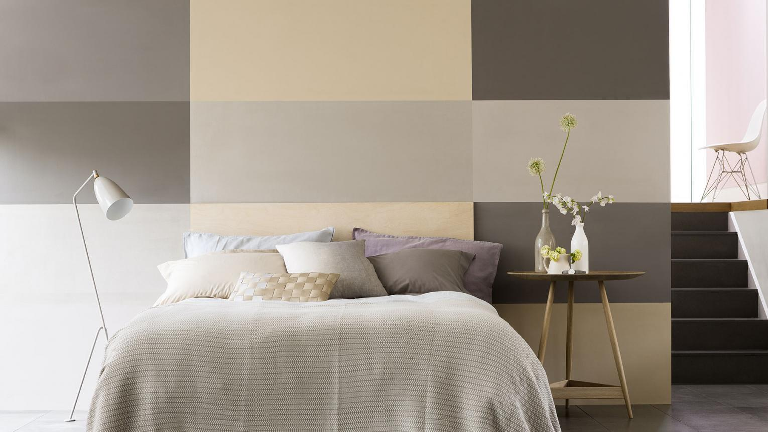 Grey Bedrooms - Grey Decorating & Paint Ideas  Dulux