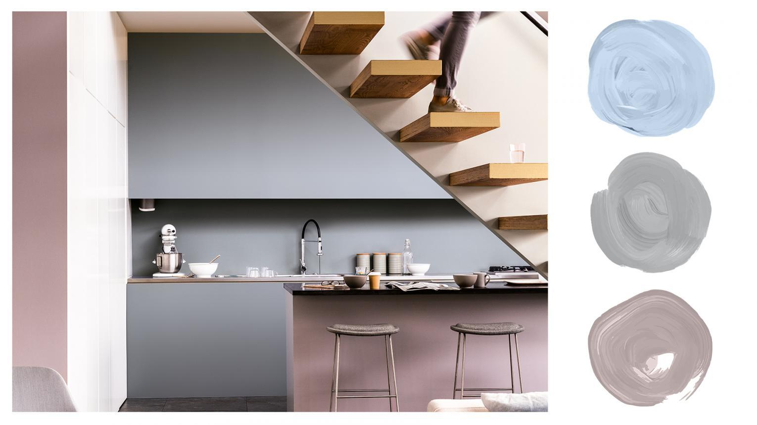 Grey Kitchen Ideas Our Decorating Guide To Grey Kitchens Dulux