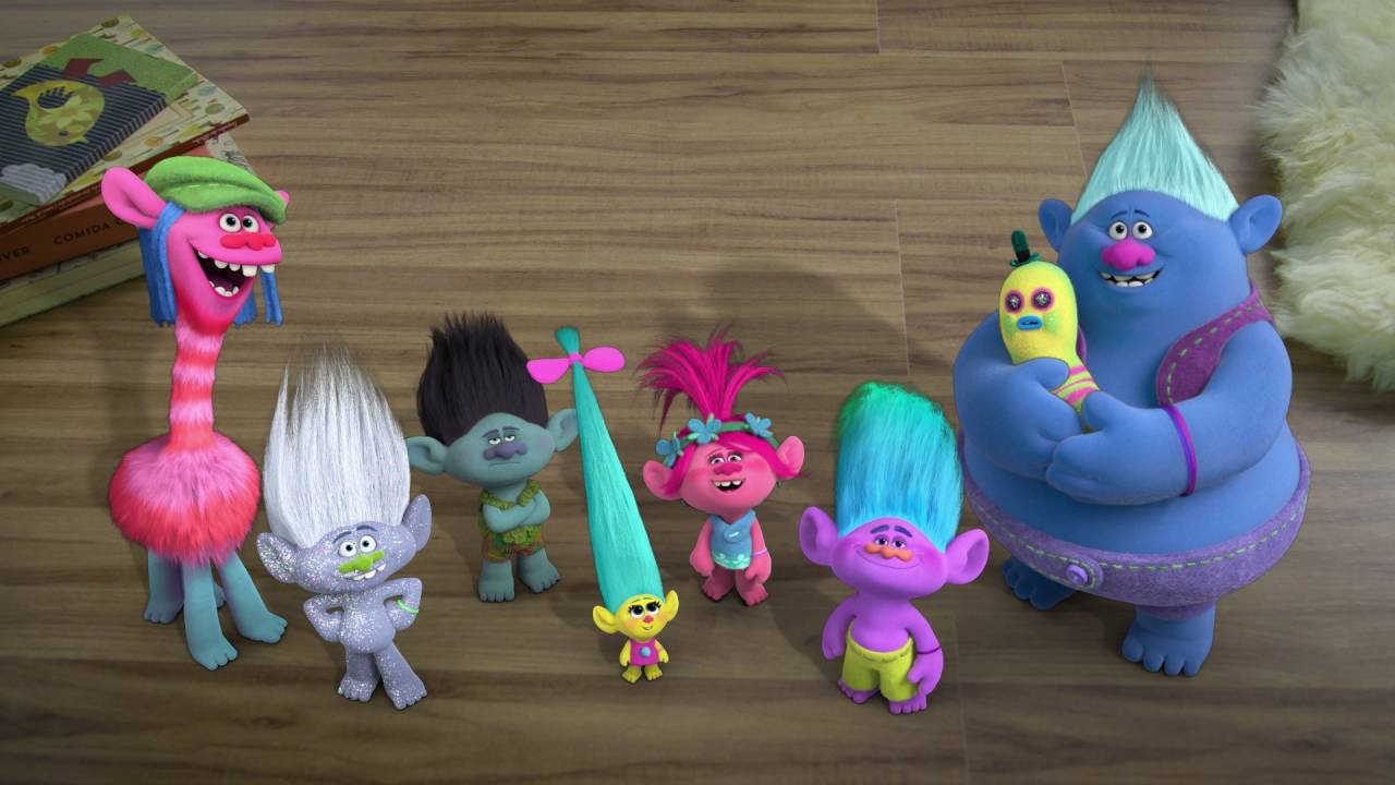 How To Create A Trolls Themed Bedroom Dulux