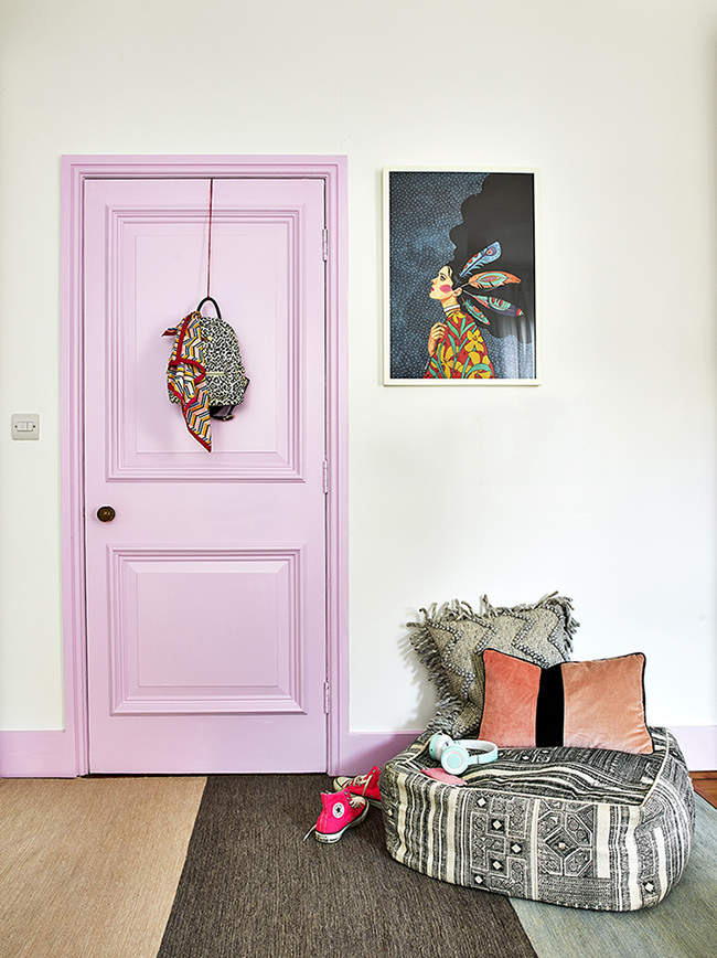 Paint shades: How to use gorgeous shades of pink in your home