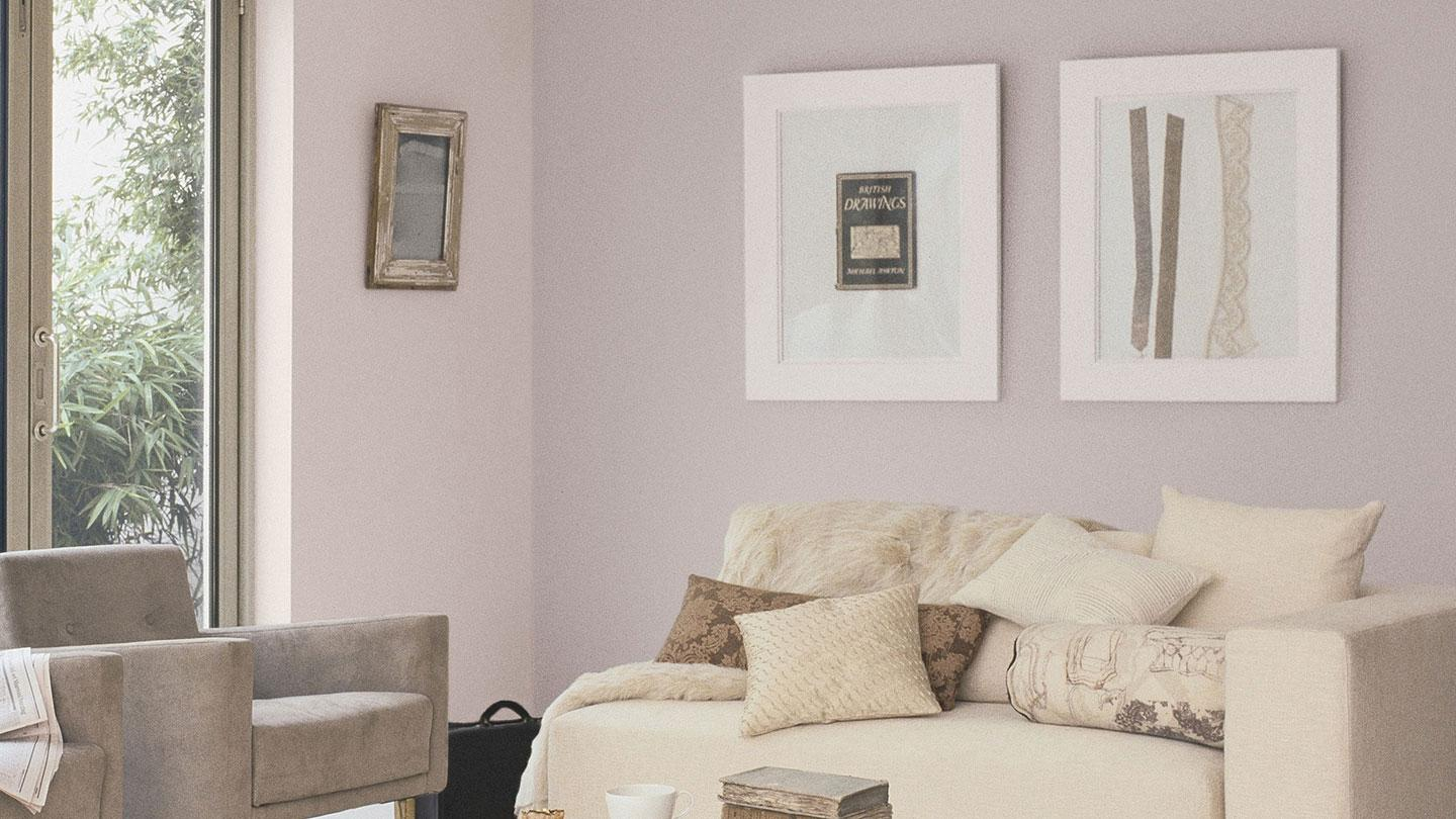 Modern Neutral Living Rooms - Ideas | Dulux