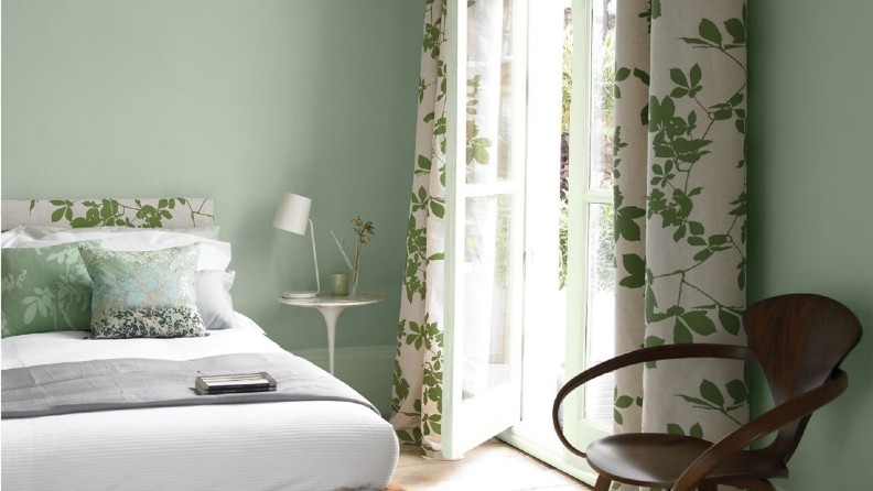 Tips For Decorating An Olive Green Bedroom Dulux