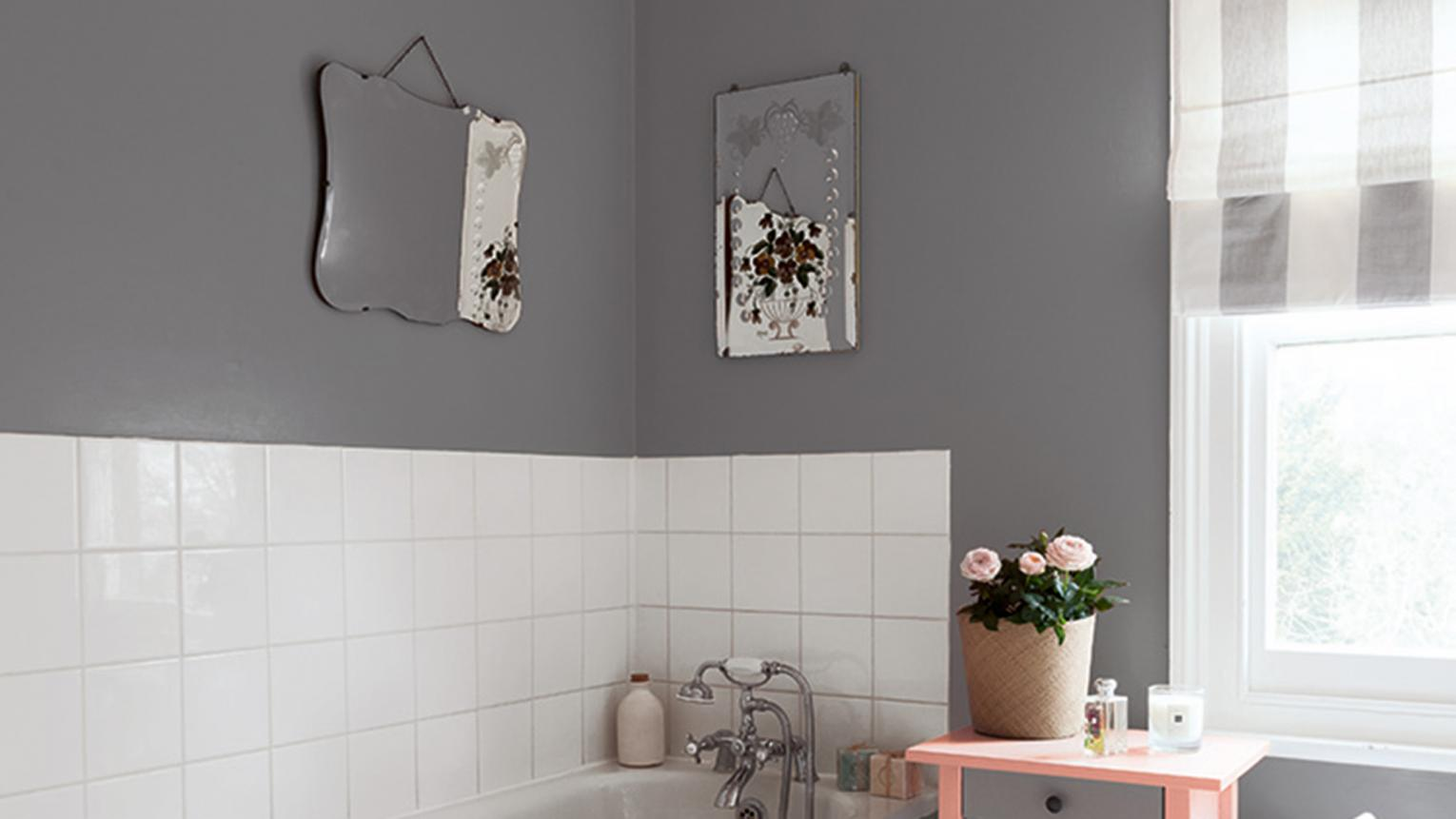 Turn Your Bathroom Into A Spa Oasis | Dulux
