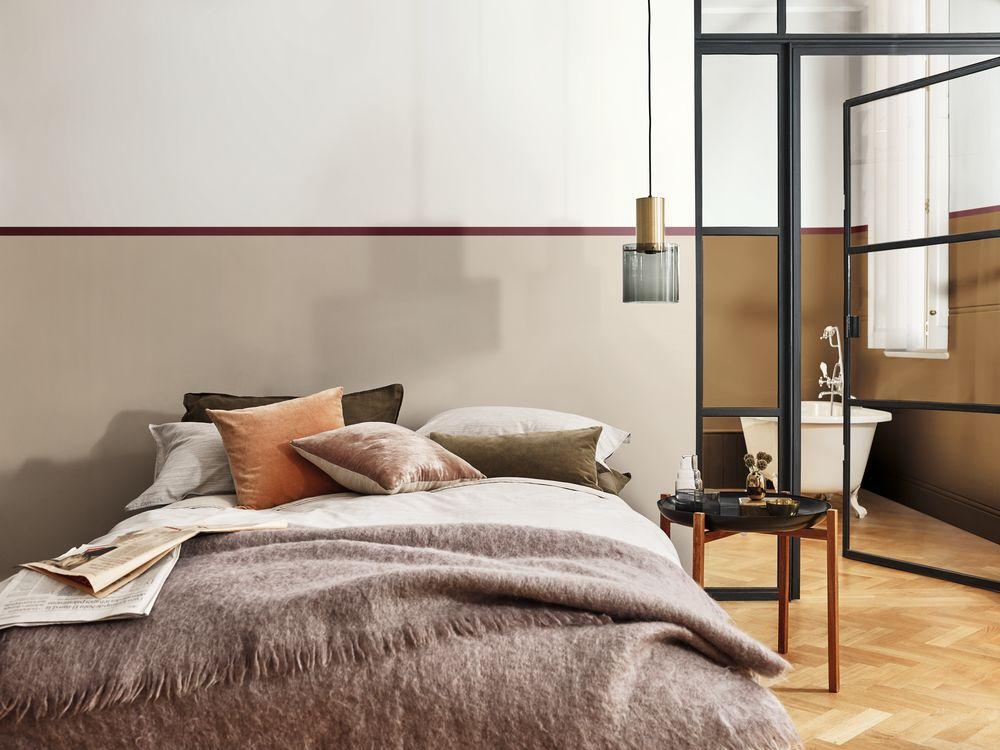 Weekend Project Bedroom Feature Wall Ideas Dulux