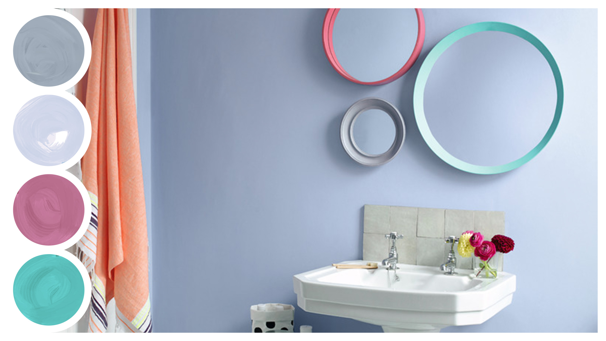 Blue Bathrooms - Blue Decorating & Paint Ideas | Dulux