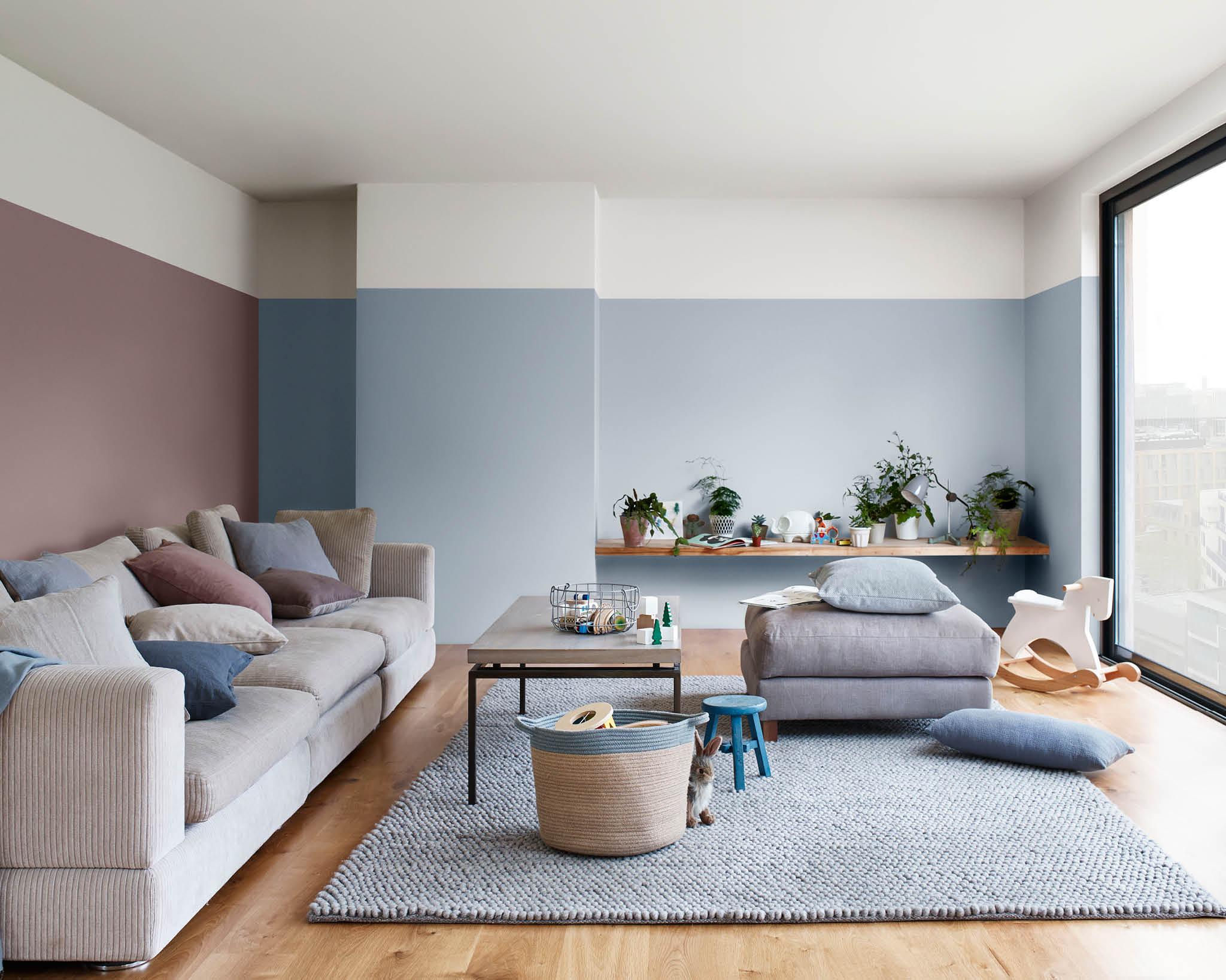 Blue Inspiration Blue Decorating Paint Ideas Dulux