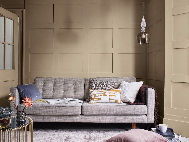 Create The Perfect Panelling Effect, Wall Panels For Living Room Uk