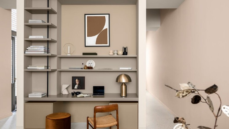 Get The Industrial Look With Warm Neutral Shades Dulux
