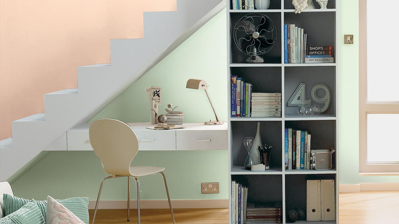 Dr Dulux How To Make A Small Room Look Bigger