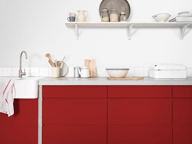 How To Paint Kitchen Cabinets Tips Advice Dulux