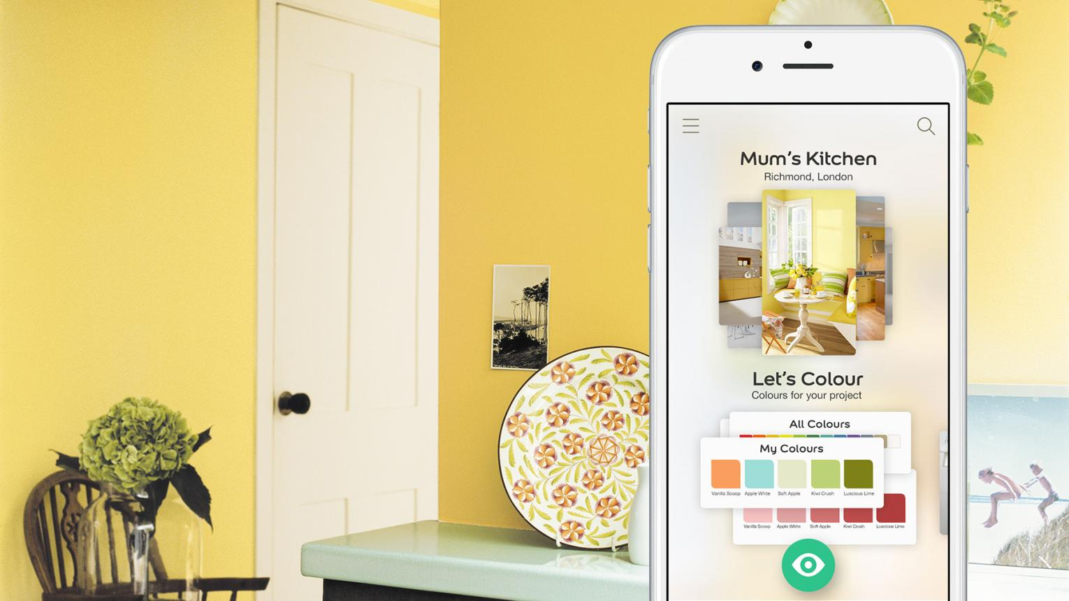 See Share Paint With The Dulux Visualizer Dulux