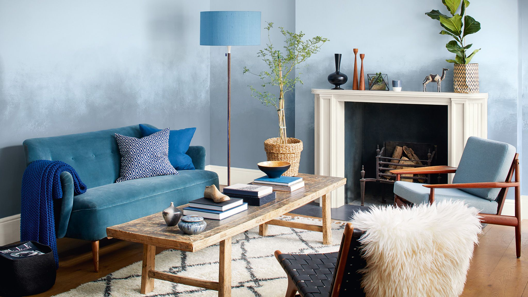 Cosy Up Your Living Room Dulux